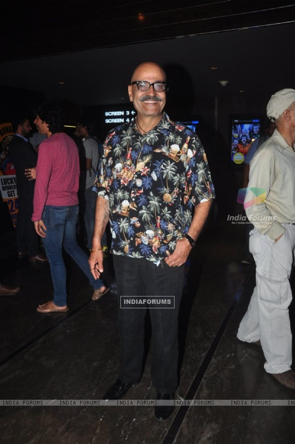 Rajesh Vivek at Launch of Short film 'The Homecoming'