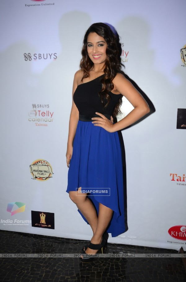 Srishty Rode at Tele Calendar Launch