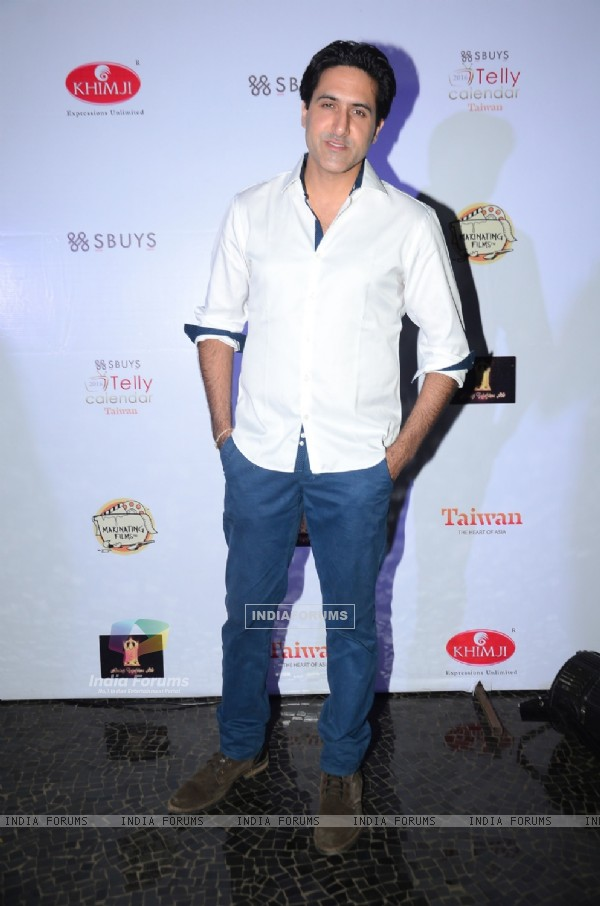 Sumeet Sachdev at Tele Calendar Launch