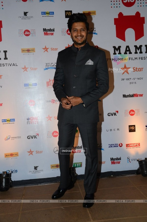 Riteish Deshmukh at Closing Ceremony of MAMI