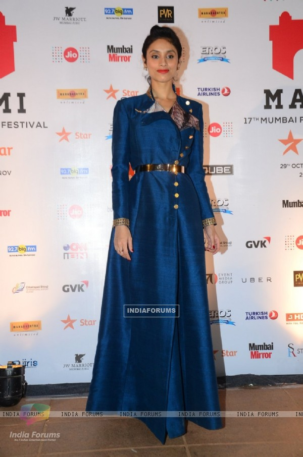 Pavleen Gujral at Closing Ceremony of MAMI