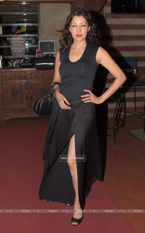 Aditi Gowitrikar at Rohit Verma's Birthday Bash