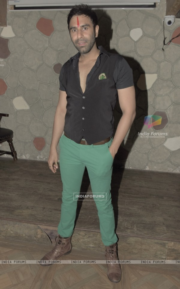 Sandip Soparkar at Rohit Verma's Birthday Bash