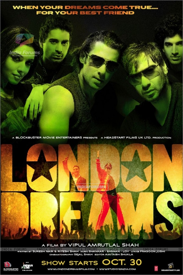 London Dreams movie poster (38364)