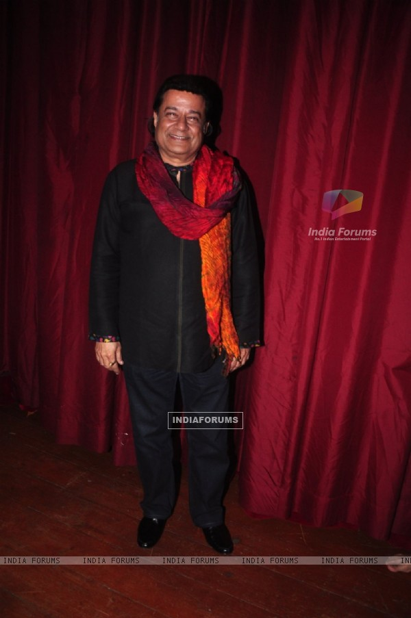 Anup Jalota at Album Launch