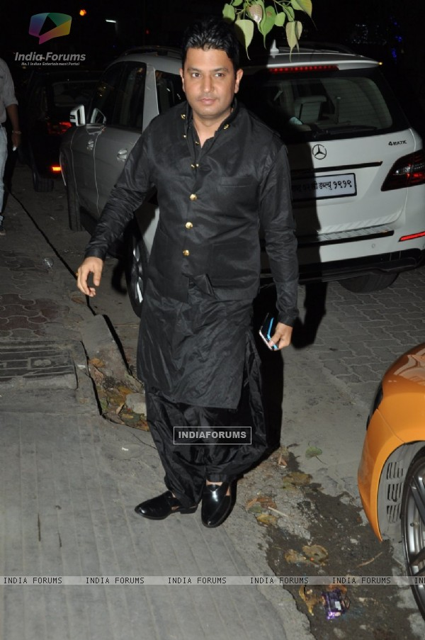 Bhushan Kumar at Exceed Entertainment's Diwali Bash