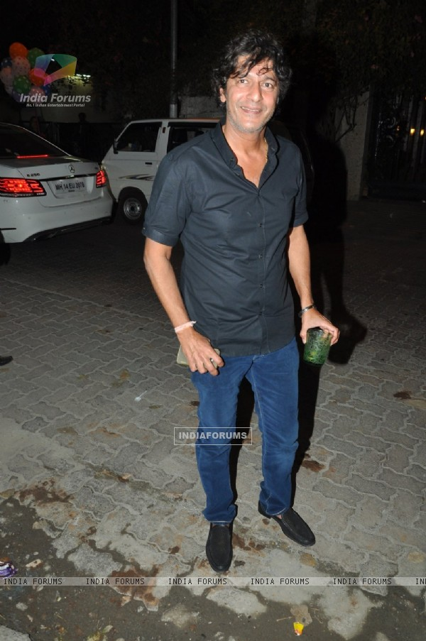 Chunky Pandey at Exceed Entertainment's Diwali Bash