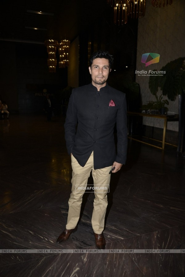 Randeep Hooda at St. Regis Opening Ceremony