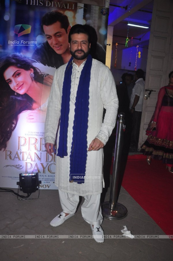 Armaan Kohli at Press Meet of Prem Ratan Dhan Payo