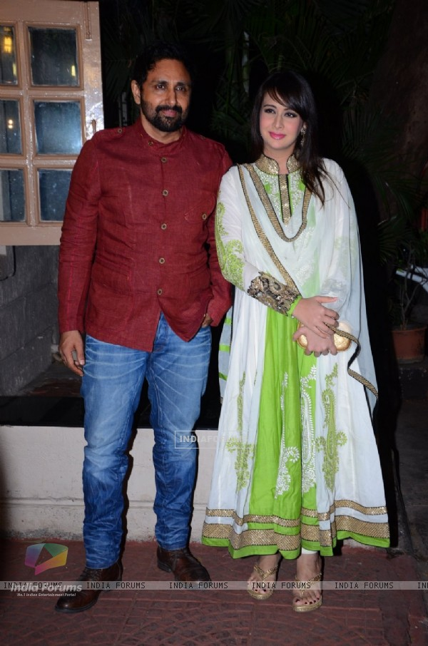 Parvin Dabas and Preeti Jhangiani at Ekta Kapoor's Diwali Bash