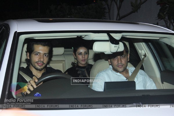 Farah Khan's Birthday Bash