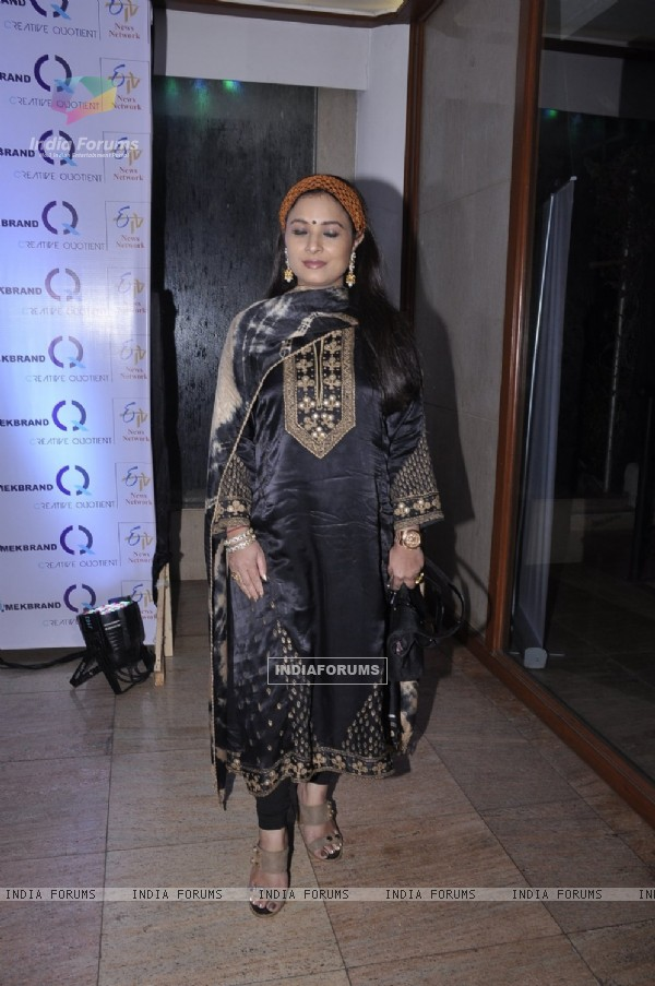 Sharbani Mukherjee at Manali Jagtap's Fashion Show