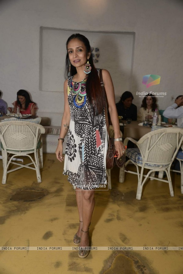 Suchitra Pillai at Poonam Soni's Birthday Bash