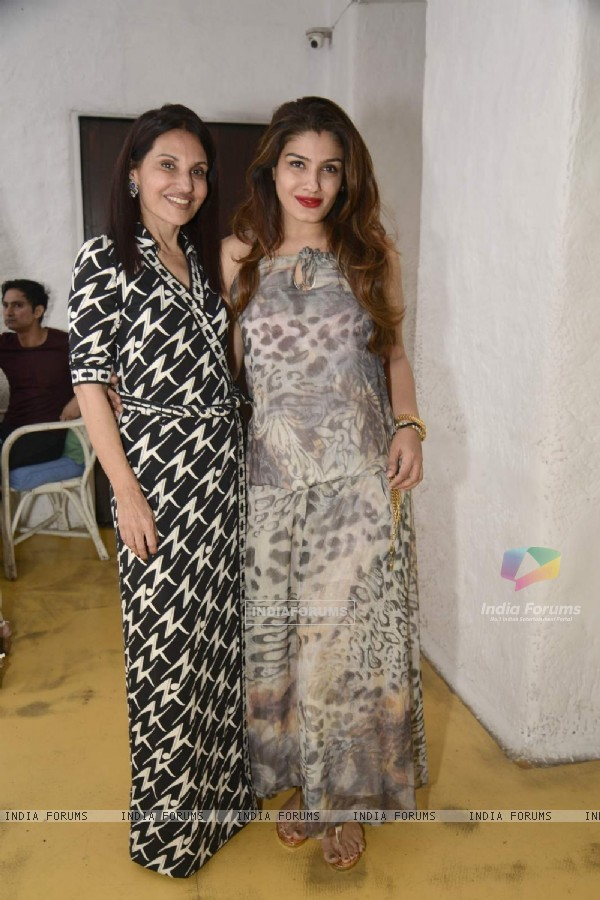 Raveena Tandon at Poonam Soni's Birthday Bash