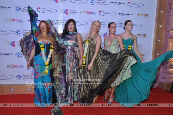 Inaugration of 'Russian Film Days'