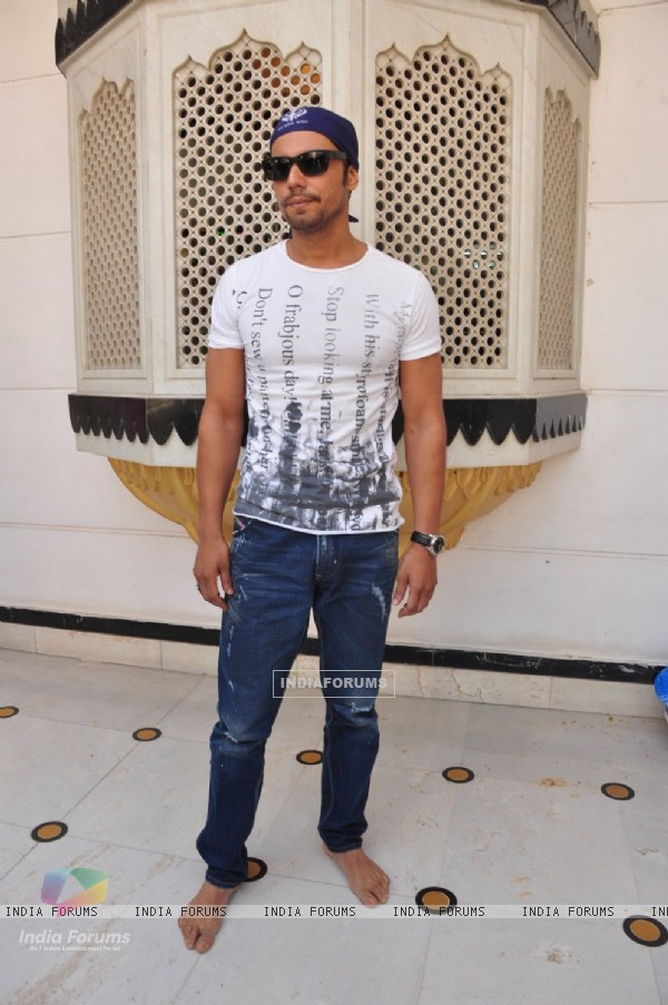 Randeep Hooda at Launch of 'Nanak Naam Jahaz Hai'