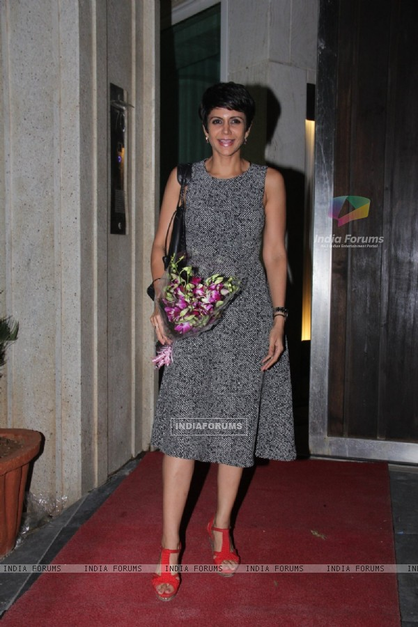 Mandira Bedi at Masaba Gupta's Wedding Bash