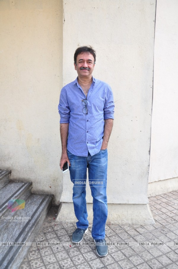 Rajkumar Hirani at Trailer Launch of 'Wazir'