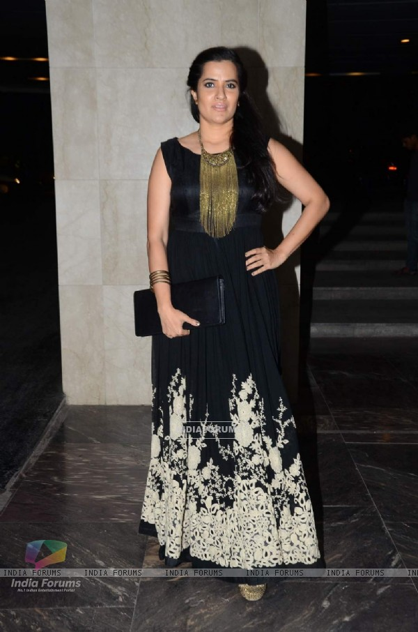 Sona Mohapatra at Masaba Gupta's Wedding Reception