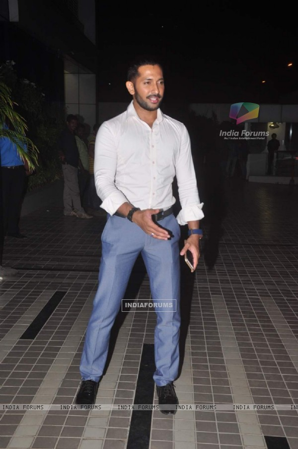 Terence Lewis at Sajid Khan's Birthday Bash