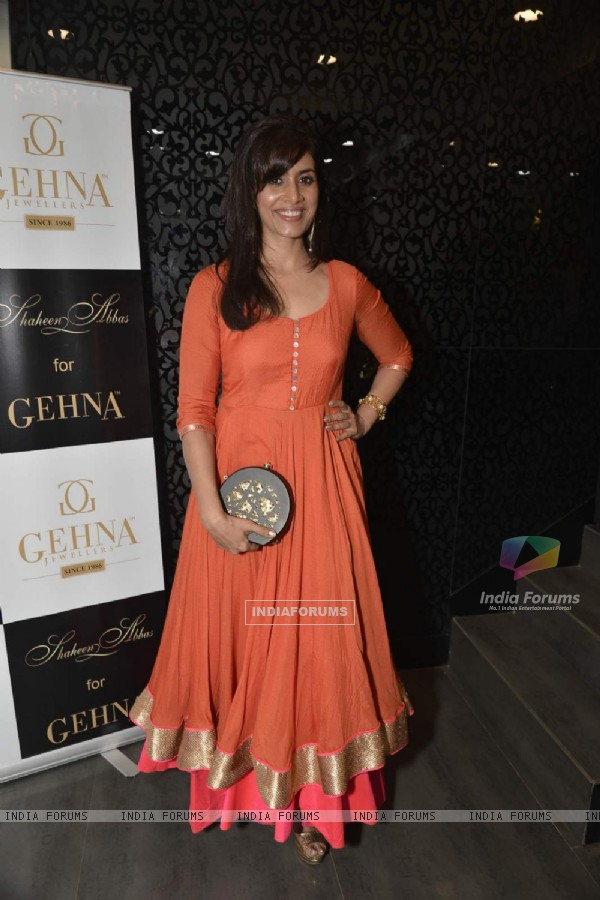 Celebs at Shaheen Abbas Collection Launch at Gehna