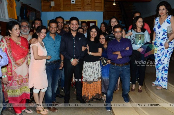 Cast of Mumbai-Pune-Mumbai 2 at Success Bash