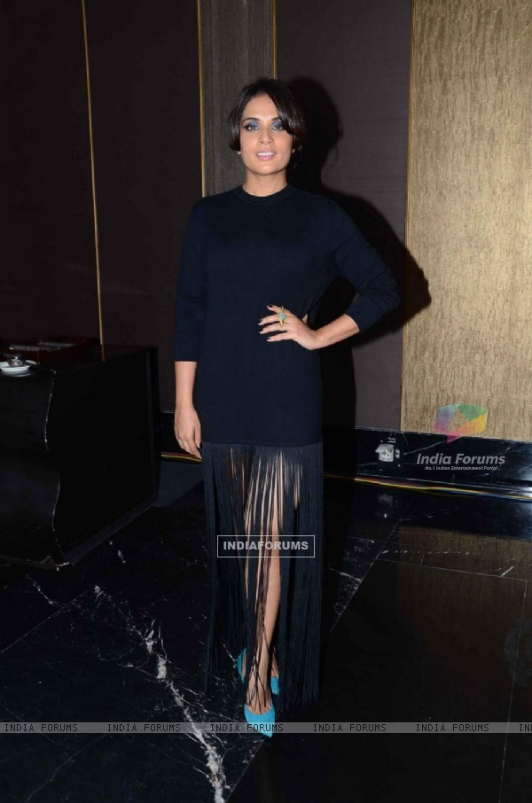 Richa Chadda at Launch of Fame Talent League