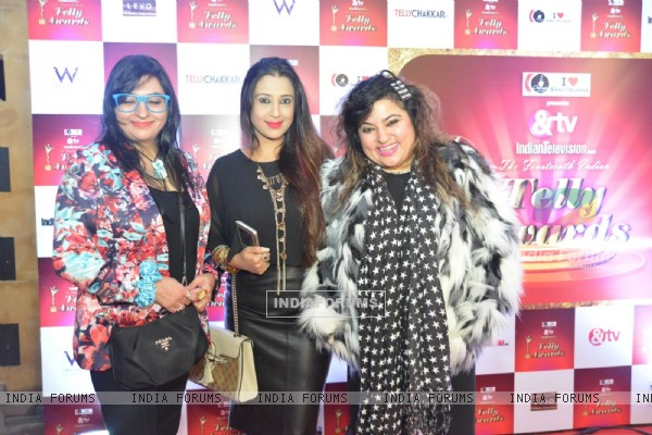 Dolly Bindra at 14th Indian Telly Awards Nomination Ceremony