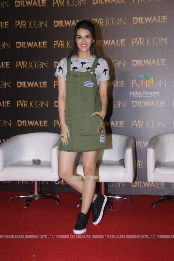 'Beautiful' Kriti Sanon at Launch of 'Manma Emotion Jaage' Song