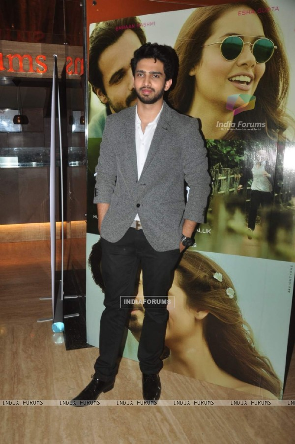 Amaal Mallik at Launch of 'Main Rahoon Ya Na Rahoon' Song