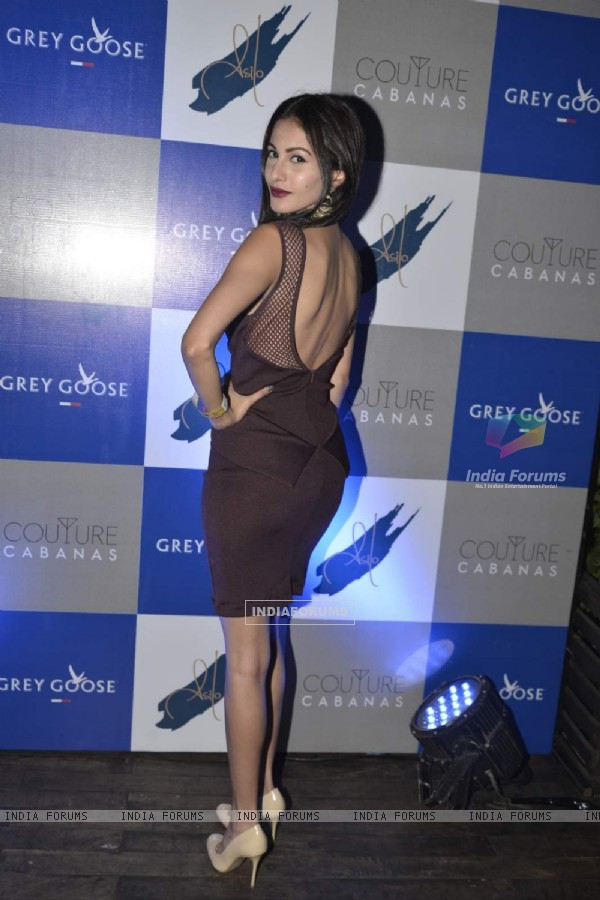 Amyra Dastur at Couture Cabana Event at Asilo