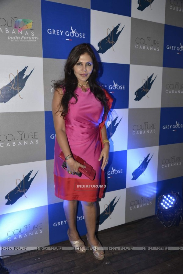 Nisha Jamwal at Couture Cabana Event at Asilo