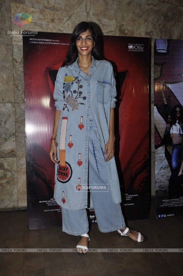Anushka Manchanda at Screeening of Angry Indian Goddesses