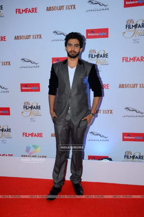Amaal Mallik at Filmfare Glamour and Style Awards