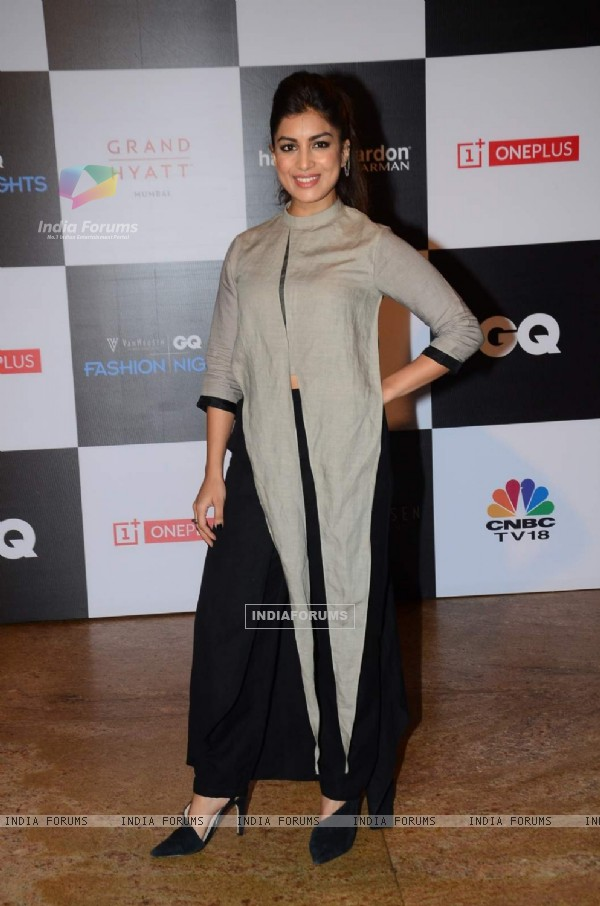 Pallavi Sharda at GQ Fashion Night