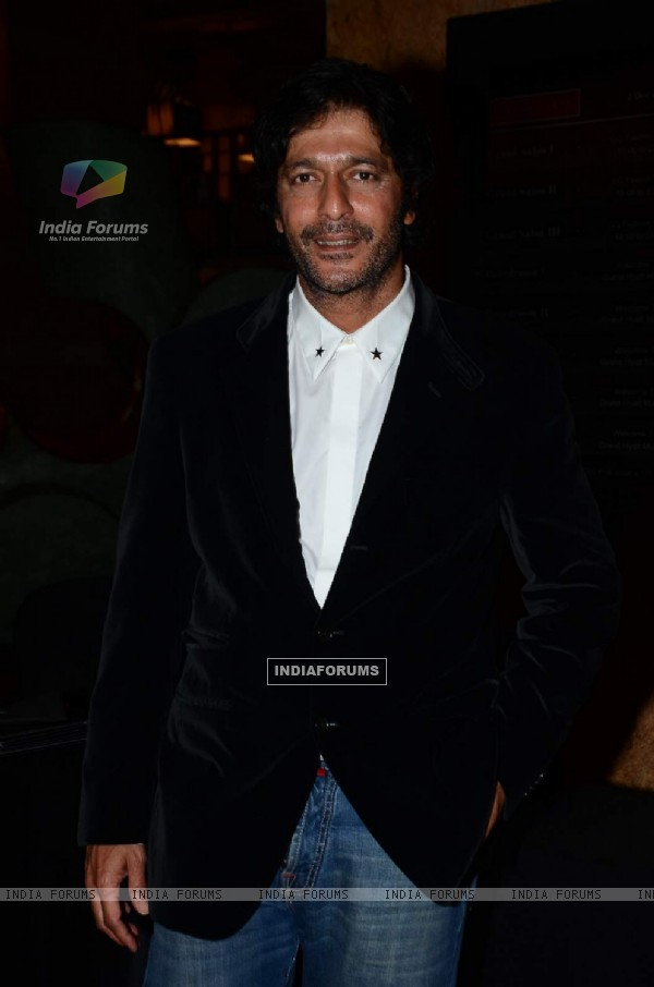 Chunky Pandey at GQ Fashion Night