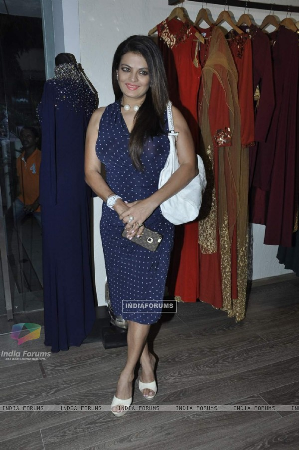Sheeba at Launch of New Collection by 'Atosa Fashion'