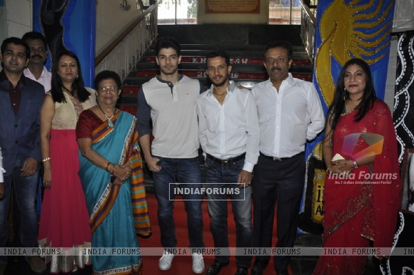 Sooraj Pancholi at Inauguration of College Fest 'Khwaish'