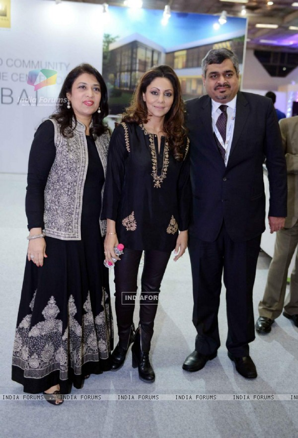Gauri Khan at Inauguration of IREX- International Real Estate Expo