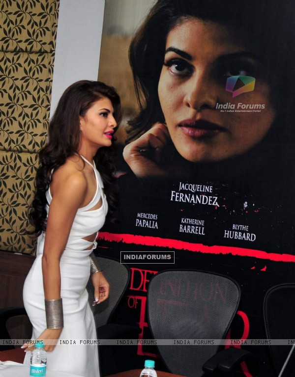 Jacqueline Fernandes at Delhi International Film Festival
