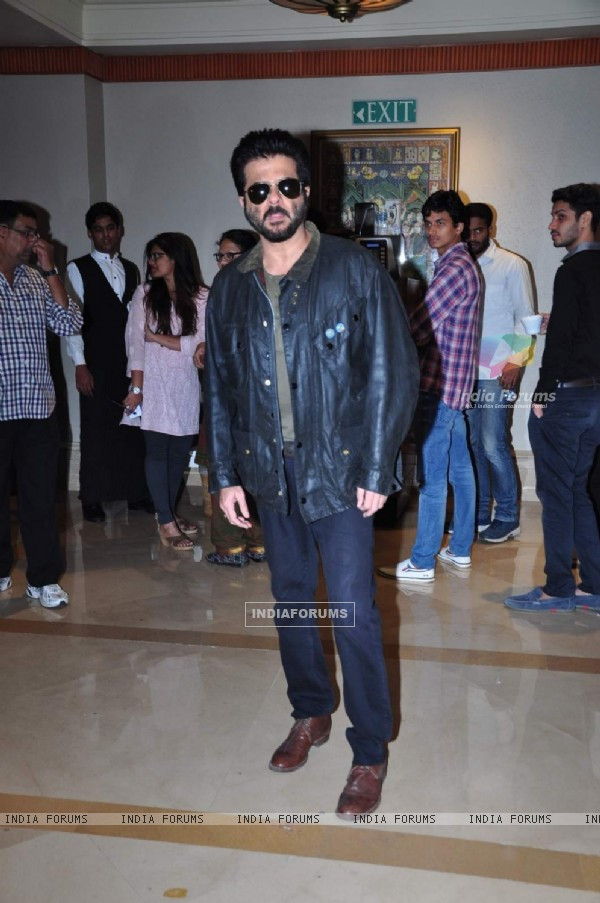 Anil Kapoor at Launch of European TV Show 'Sandokan'