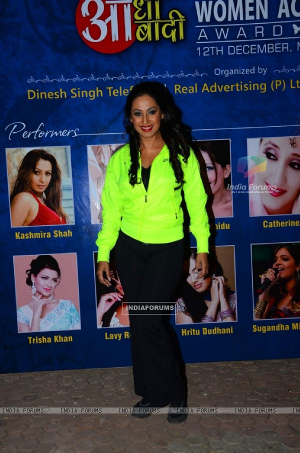 Kashmira Shah at Women Achiever Awards
