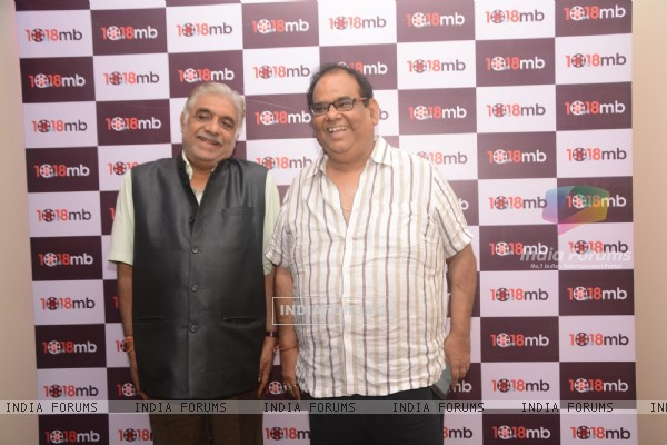 Anjan Shrivastav at Screening of Jaane Bhi Do Yaaro