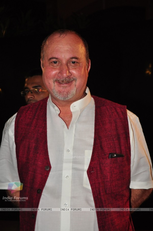 Raju Kher at Women Achiever Awards