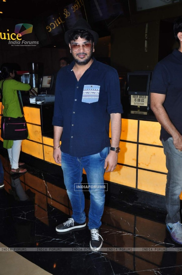 Mukesh Chhabra at Trailer Launch of 'Saala Khadoos'