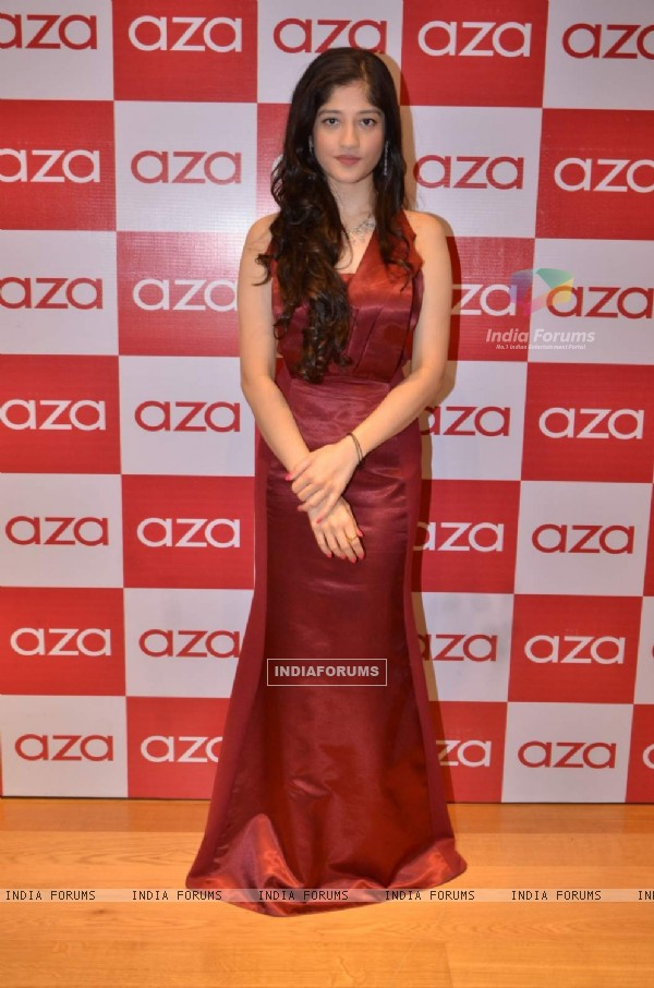 Ada Malik at Shivani Awasti's Collection Launch at AZA