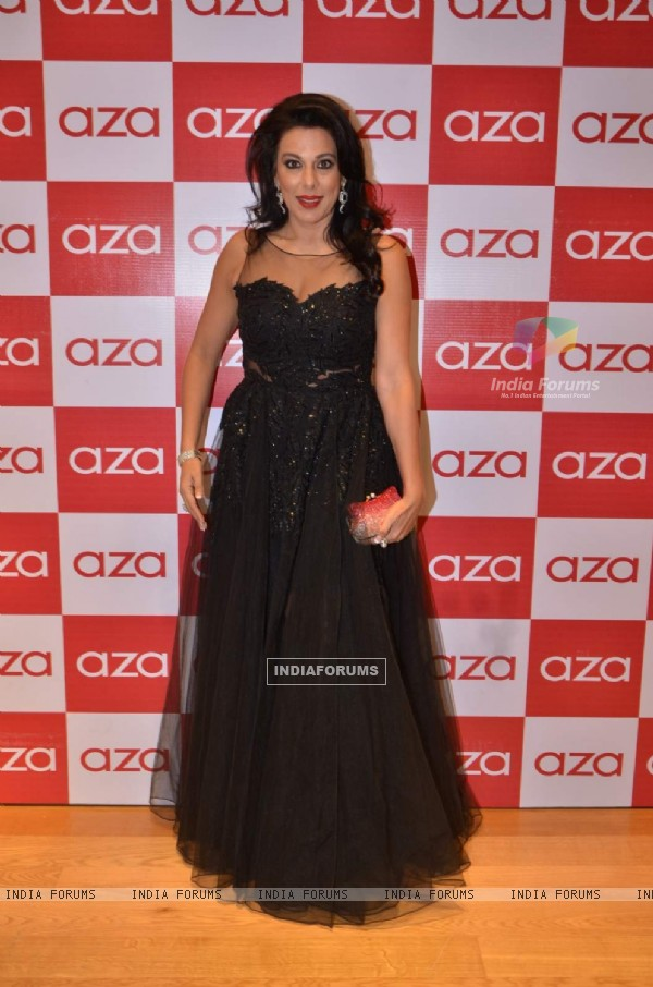 Pooja Bedi at Shivani Awasti's Collection Launch at AZA