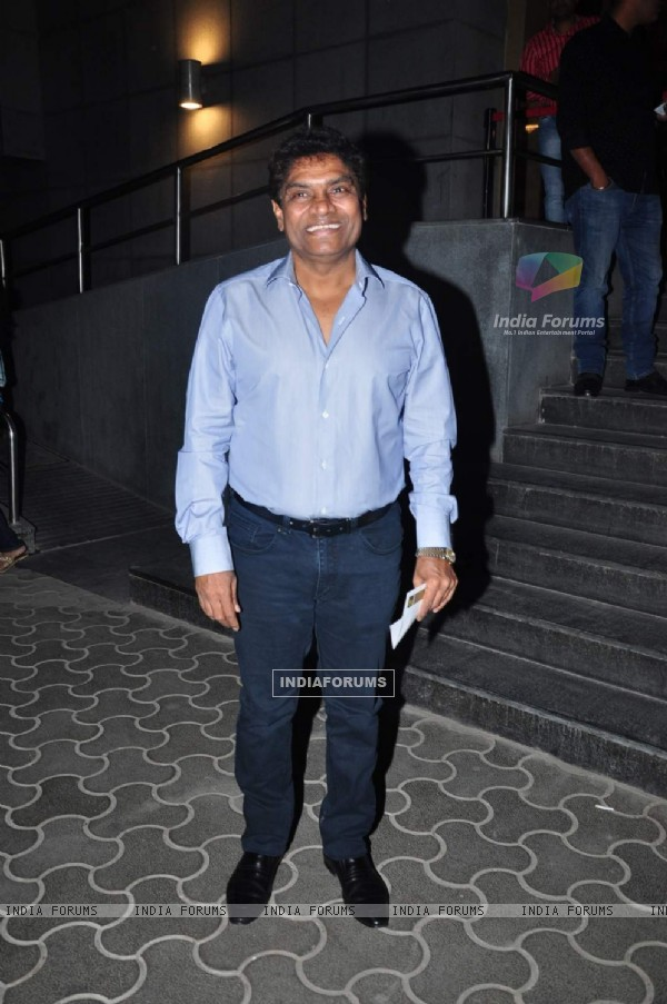 johny Lever at Special Screening of Dilwale