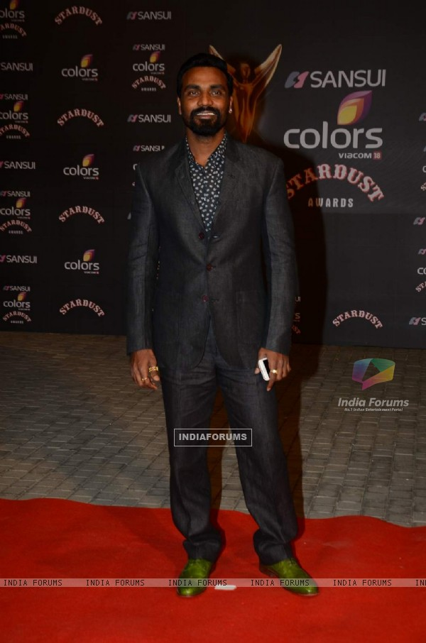 Remo Dsouza at Stardust Awards