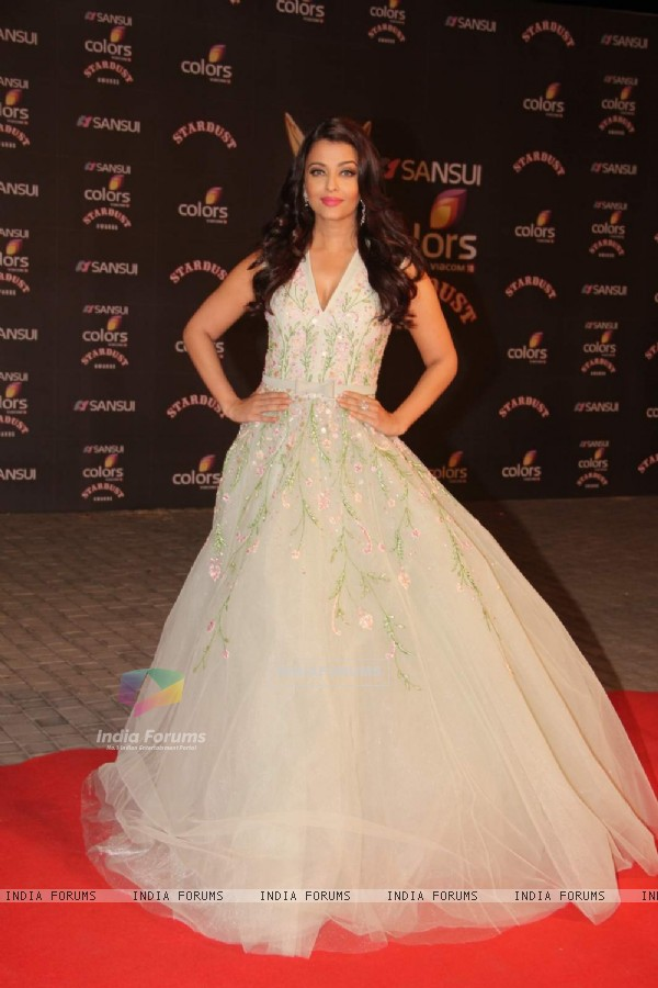 Aishwarya Rai Bachchan at Stardust Awards